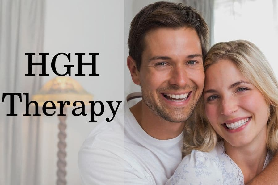 HGH therapy for men and women