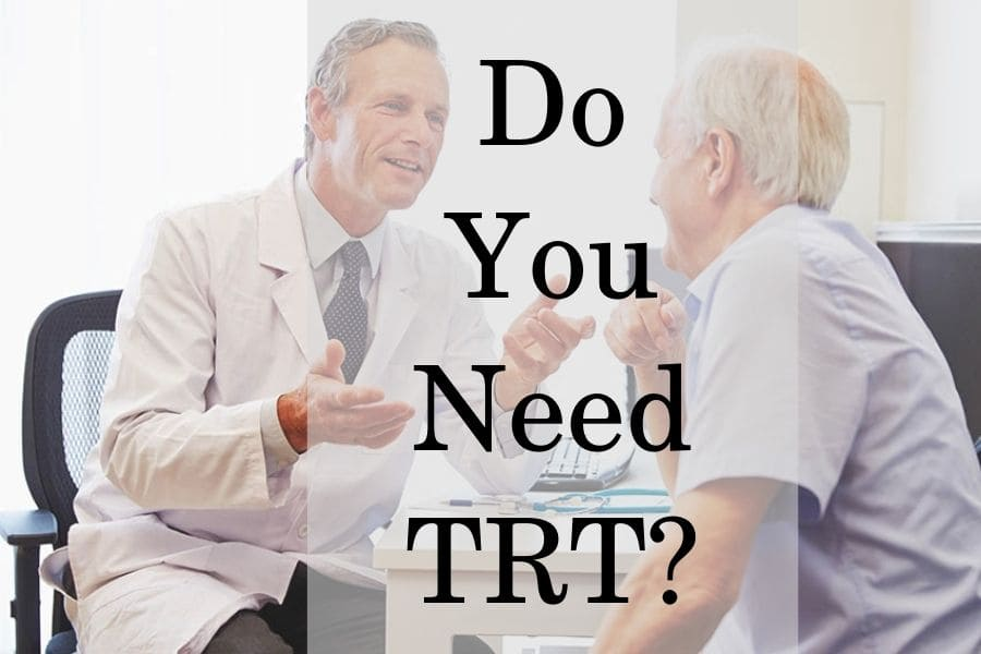 Doctor explains effects of TRT