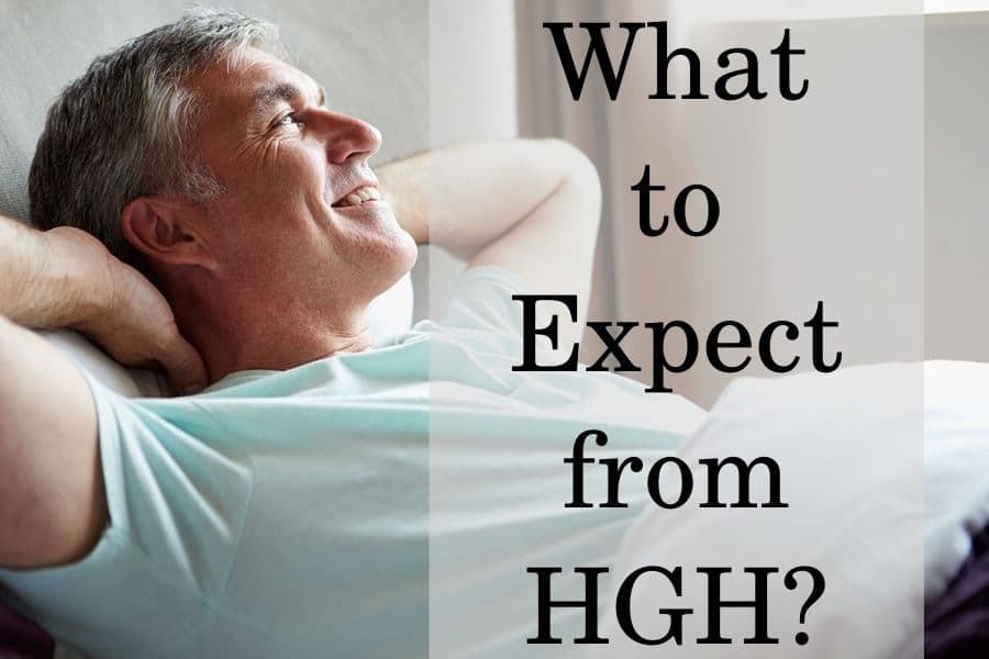 What to expect from HGH therapy